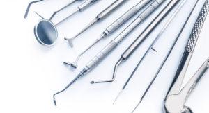 tandarts-gereedschap